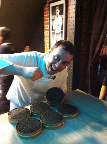 edu castellarnau detall caviar foto